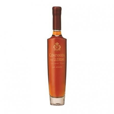 Companhia das Lezirias 40 Years Old Brandy 350ml