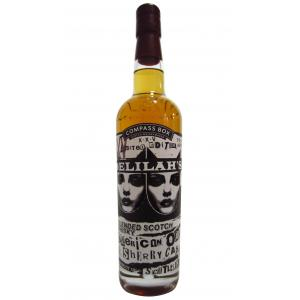 Compass Box Delilah's XXV Anniversary Limited Edition