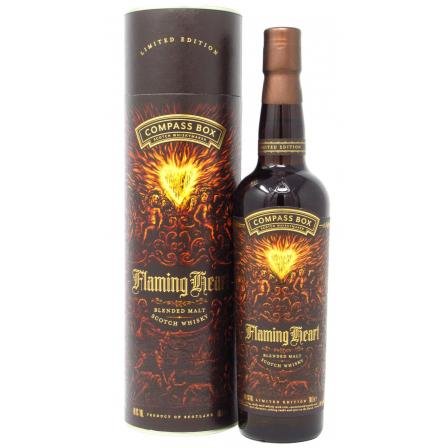 Compass Box Flaming Heart Edition 2018