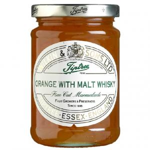 Confiture Orange et Whisky Malta 340g