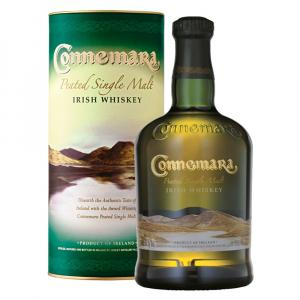 Connemara Peated + Boks