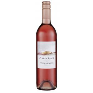 Copper Ridge White Zinfandel Rosé