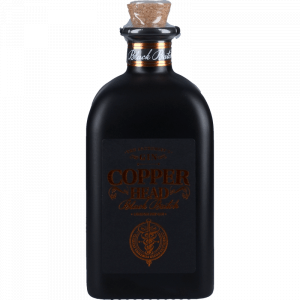 Copperhead Black Edition London Dry Gin 50cl