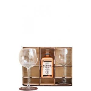 Copperhead Gift Set 50cl
