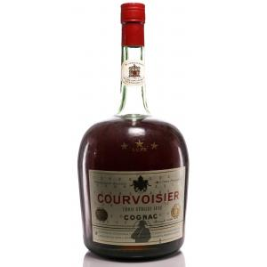 Courvoisier 3 Star Luxe Double Magnum Old Bottling 3L