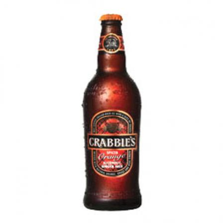 Crabbie's Spiced Orange 50cl