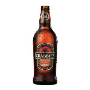 Crabbie's Strawberry And Lime