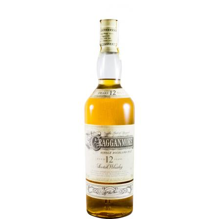 Cragganmore 12 Years Label