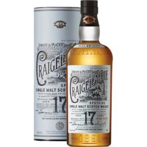 Craigellachie 17 Year old Whisky