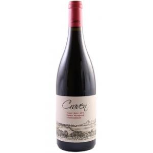 Craven Wines Pinot Noir Faure Vineyard 2017