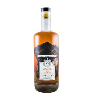 Creative Co Single Cask Exclusives Peated Highland 8 Anys Port Finish