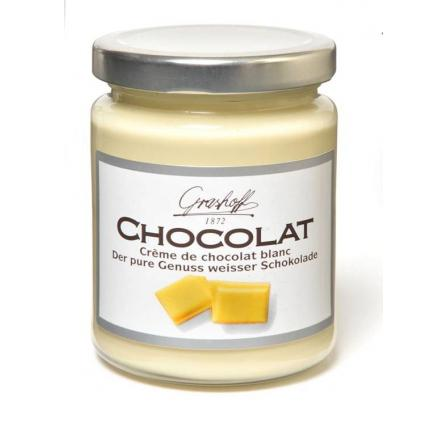 Crema de Chocolate Blanco 250Gr