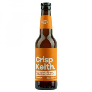 Crisp Keith Lager