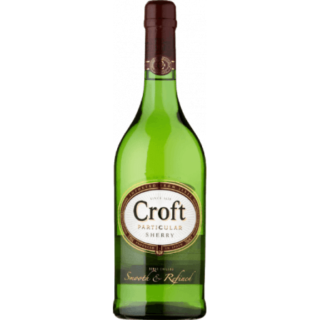 Croft Particular Pale Dry Sherry