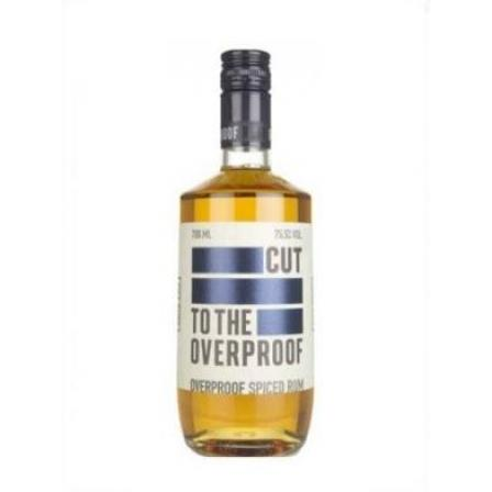 Cut To The Overproof Spiced