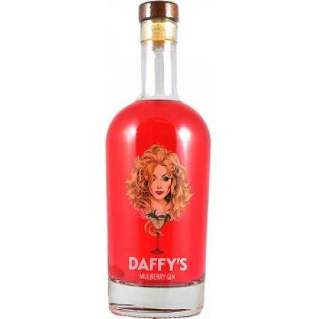 Daffy's Mulberry Gin 50cl