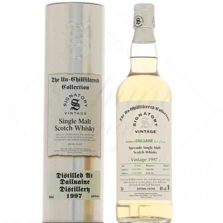 Dailuaine 20 Ans Signatory Vintage The Unchillfiltered-Collection 1997