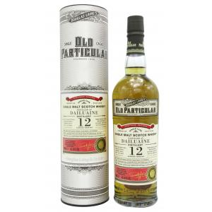 Dailuaine Old Particular Single Cask 12 Year old 2008