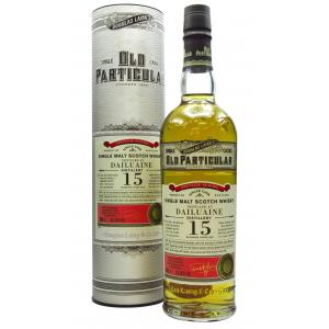 Dailuaine Old Particular Single Cask 15 Year old 2005