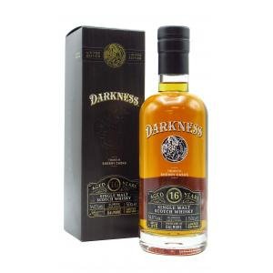 Dalmore Darkness Oloroso Sherry Cask Finish 16 Year old 50cl
