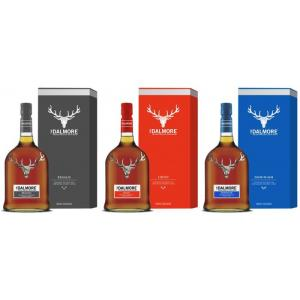 Dalmore Dominium Fortuna Merita Collection