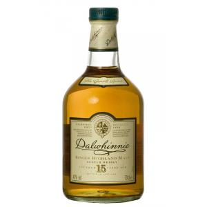Dalwhinnie 15 Anys Single Malt