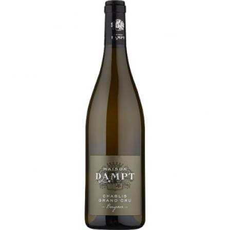Daniel Dampt Chablis Grand Cru Bougros Maison Dampt