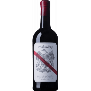 D'Arenberg Vintage Fortified Shiraz 2008