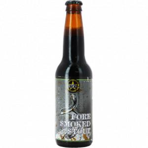 Dark Horse Fore Smoked Stout 355ml