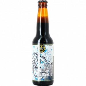 Dark Horse Too Cream Stout 355ml
