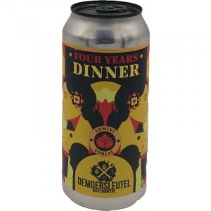 De Moersleutel Four Years Dinner 440ml