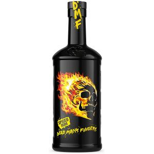 Dead Man's Fingers Flaming Skull Limited Edition Rum 1.75L