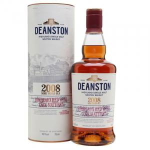 Deanston 9 Year old Bordeaux Red Wine Cask Matured
