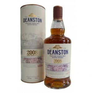 Deanston 9 Year old Bordeaux Red Wine Cask Matured 2008