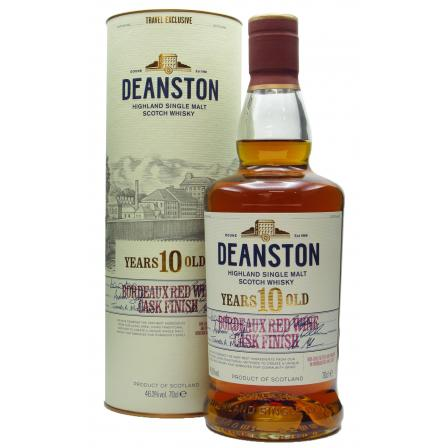 Deanston Bordeaux Finish 10 Year old