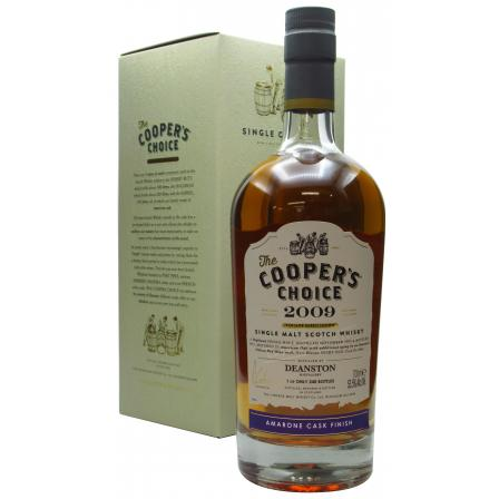 Deanston Cooper's Choice Single Cask 11 Year old 2009
