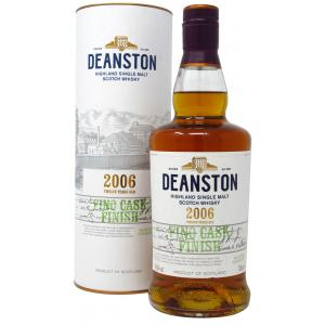 Deanston Fino Cask Finish 12 Year old 2006