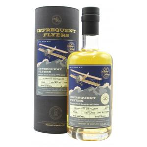 Deanston Infrequent Flyers Single Cask 10 Year old 2009