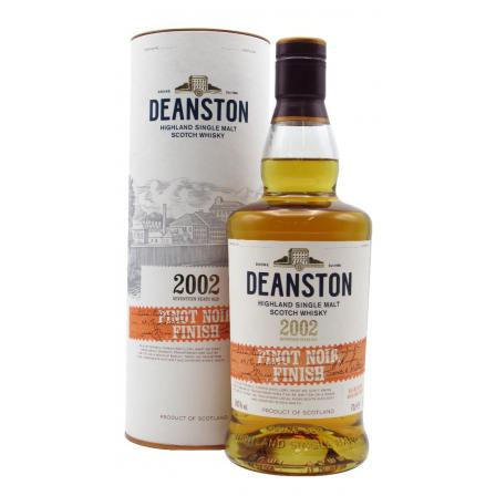 Deanston Pinot Noir Cask Finish 17 Year old 2002