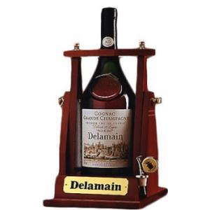 Delamain Pale & Dry Xo Double Magnum & Pouring Cradle 3L