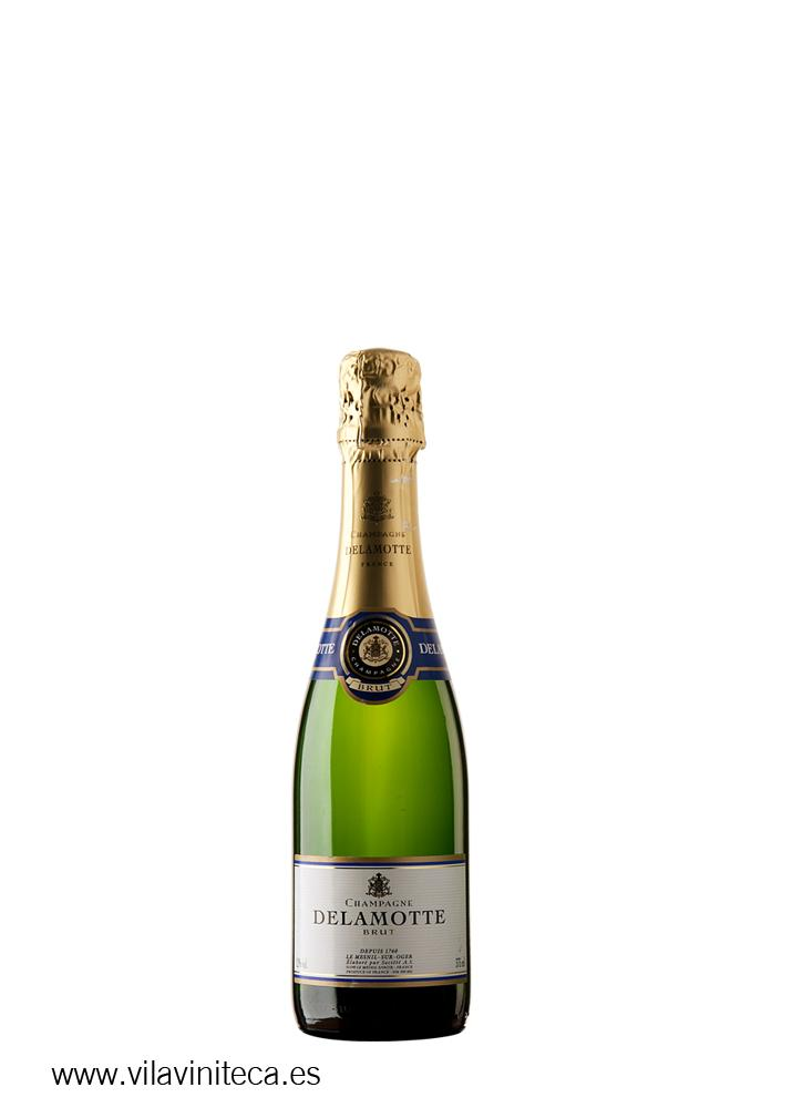 Delamotte brut 375ml 2010 vin effervescents for Champagne lamotte prix
