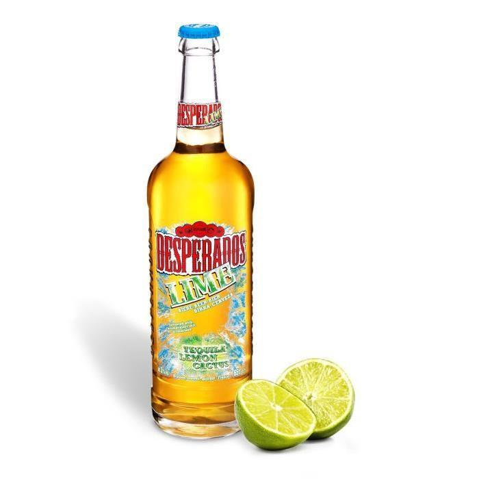 Buy Desperados Lime Aromatisee Tequila Citron Citron Vert Cactus 65cl Price And Reviews At Drinks Co