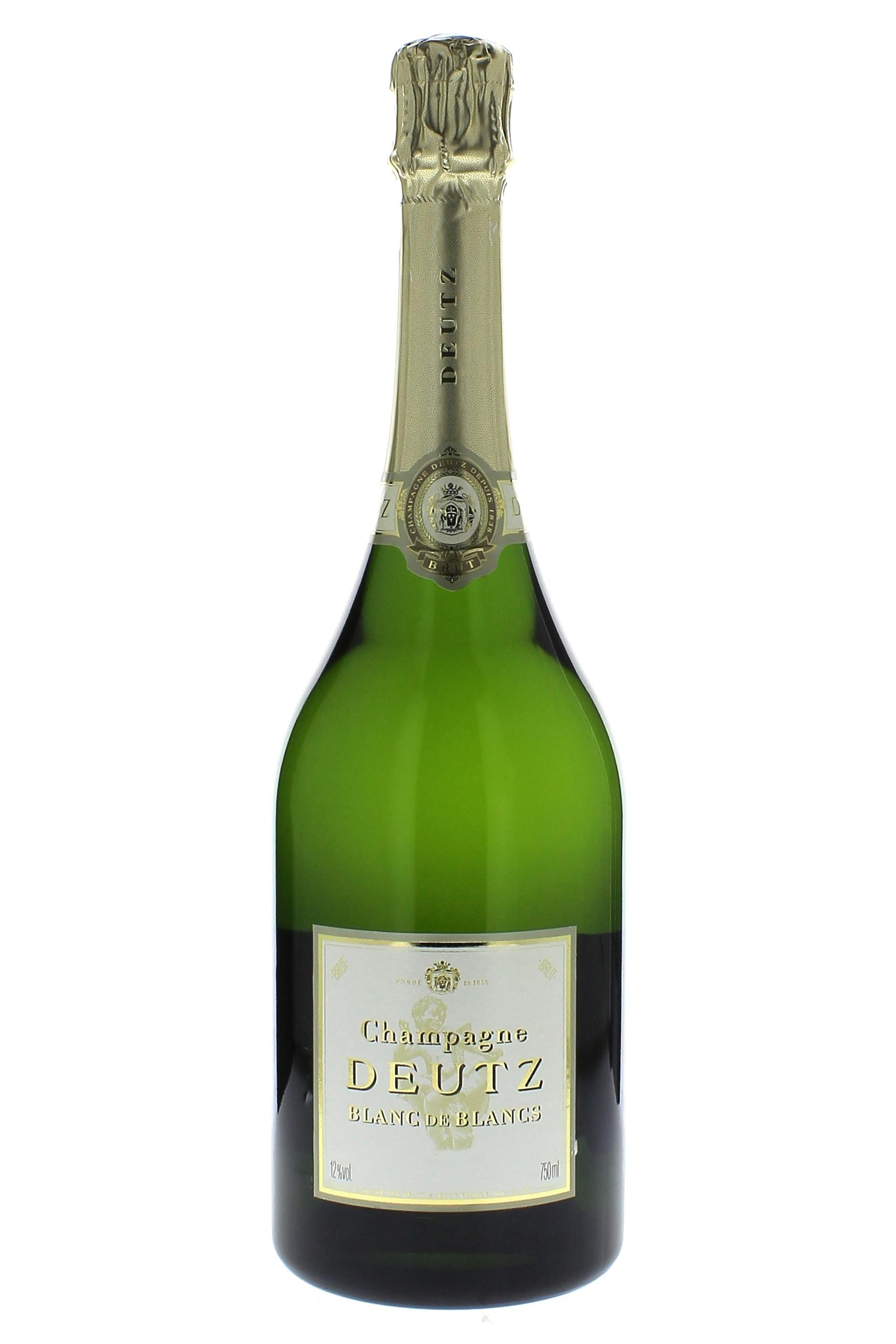 deutz blanc de blancs 2010 vin effervescents. Black Bedroom Furniture Sets. Home Design Ideas