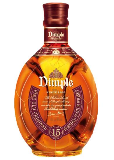 Buy Dimple Pinch Red Ceramic Decanter 15 Year Old Online: Buy Dimple 15 Year Old At Uvinum