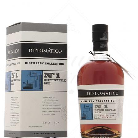 Diplomatico Collection Nº1 Batch Kettle