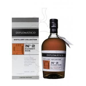 Diplomatico Collection N°2 Barbet 75cl