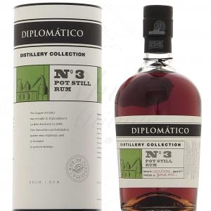 Diplomatico Distillery Collection Nº3 Pot Still Rum