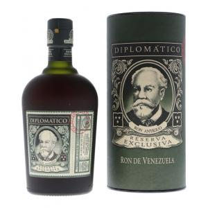 Diplomatico Reserva Exclusiva In Coffret