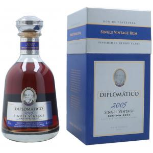 Diplomatico Single Vintage In Coffret 2005