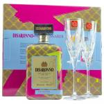 Disaronno Wears Trussardi 70cl Gift
